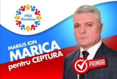 PRO Romania Prahova: Marica Marius Ion, candidatul pentru primaria comunei Ceptura