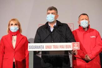 """PSD: """"Aceste alegeri pot fi considerate un referendum. Presedintele Romaniei trebuie sa inteleaga mesajul votului"""""""