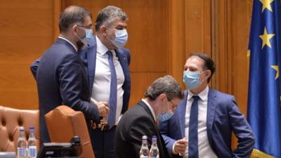 PSD, avans important în fața liberalilor. USRPLUS la egalitate cu AUR. Ce cred românii despre scandalul premierului Cîțu SONDAJ IRES