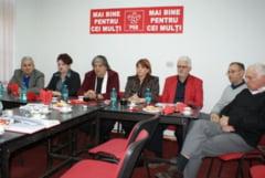 PSD Lugoj si-a prezentat bilantul si planurile de viitor. Esecuri, proiecte, laude si sageti catre presa