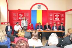 PSD Satu Mare s-a intarit cu 43 de alesi locali