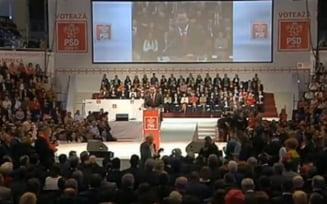 PSD-UNPR-PC si-a lansat candidatii la europarlamentare: Martin Schulz, invitat de onoare