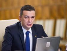 PSD a blocat sedinta de Guvern a lui Grindeanu - UPDATE