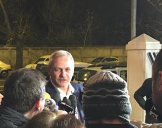 PSD a castigat voturile, iar Liviu Dragnea le risipeste