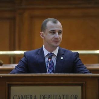 PSD a cerut conducerii Camerei Deputatilor sa rectifice votul privind motiunea simpla impotriva lui Cristian Ghinea