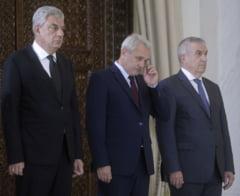 PSD a decis cu ce propuneri merge la Iohannis si nu are un plan B. Tariceanu isi pastreaza ministrul penal in Guvern