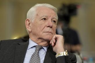 PSD a decis sa il sustina pe Teodor Melescanu pentru sefia Senatului, desi ALDE nu l-a propus