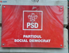 PSD a impartit tichete de 1 mai - patru mici si o cutie de bere per cap de alegator
