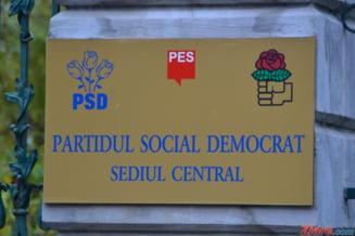 PSD a trecut la represalii impotriva filialelor care au pierdut alegerile de acum o saptamana
