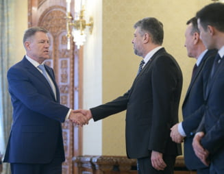 PSD ar vota un guvern tehnocrat. Ciolacu ii sugereza lui Iohannis un nume din Guvernul Orban