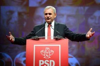 PSD are o noua conducere: Dragnea - presedinte, Zgonea - presedinte executiv. Cine sunt cei 14 vicepresedinti
