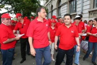 PSD discuta, la Brasov, strategia pentru campania electorala