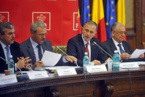 PSD discuta modificarile din statutul partidului
