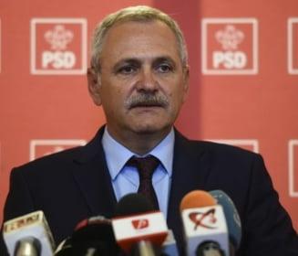 PSD il ameninta pe Iohannis inainte de mesajul pe care presedintele il va transmite luni seara: A incurajat protestele anarhice