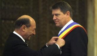 PSD-istii, mesaj la indigo despre legatura dintre Iohannis si Basescu