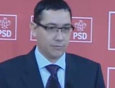 PSD merge mai departe cu motiunea antiBoc, PNL isi retrage semnaturile (Video)