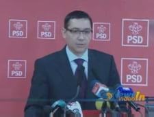 PSD merge mai departe cu motiunea antiBoc