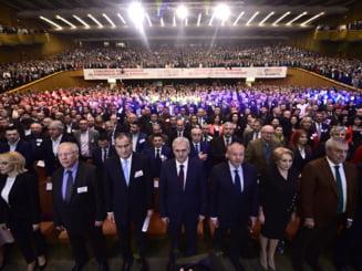 PSD mizeaza pe interimari pana la alegerile prezidentiale din 2019