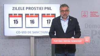 PSD pregateste o motiune de cenzura si 4 motiuni simple