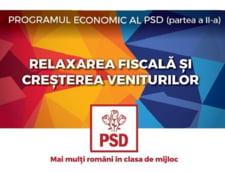 PSD promite ca scade impozitele pe venit progresiv, la 0 si 10%. Seful Consiliului Fiscal spune ca nu se poate