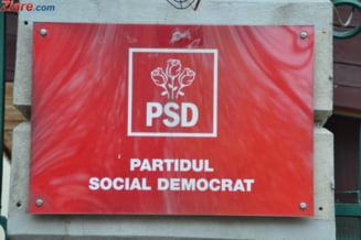 PSD scade cu 10% in sondaje, dupa scandalul OUG 13