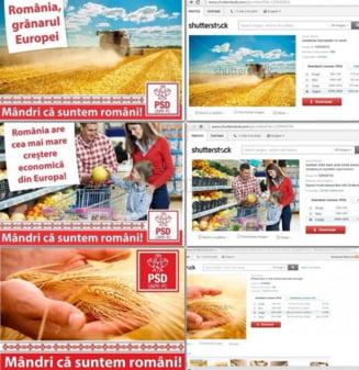 PSD se plange la CNA: Pozele din campanie, facute in Romania, nu Belarus. Ce spune fotograful