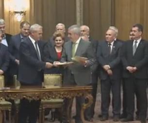 PSD si ALDE merg impreuna la Cotroceni, indiferent de programarile lui Iohannis