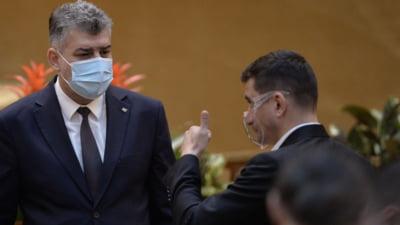 PSD si AUR tocmai au trecut de 50% in preferintele electoratului din Romania. Sondajul de opinie prezentat de oficialii UE
