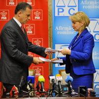 PSD si PC vor avea echipe comune in campanie