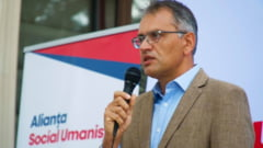 PSD si PPU (social-liberal) formeaza Alianta Social Umanista, la Bacau. Umanistul Sorin Umbrarescu va fi candidatul comun pentru Primaria Bacau