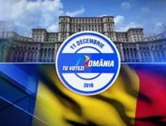 PSD si PRU, campionii detasati ai spoturilor TV. Cat costa 30 de secunde de reclama electorala
