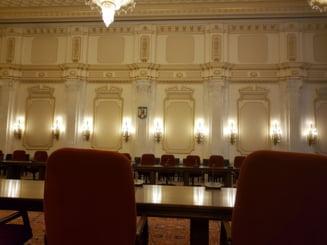 PSD si UDMR nu s-au inteles pe o lege dorita de maghiari. Dezbaterea continua marti