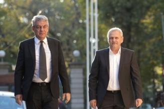 PSD si-a dat jos al doilea premier intr-un an. Tudose si-a dat demisia, Dragnea paseaza mingea la Cotroceni