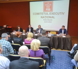 PSD si-a inceput campania electorala cu un furt ordinar