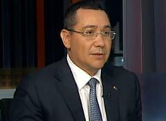 PSD si-a inlocuit seful inculpat cu unul condamnat: Ponta spune ca nu mai candideaza