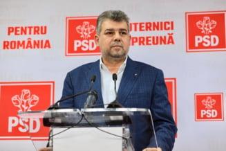 PSD va sesiza luni CCR pe legile asumate de Guvernul Orban