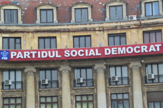 PSD vrea referendum pe Constitutie o singura zi, simultan cu europarlamentarele