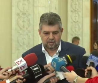 PSD vrea sa atace la CCR si Legea bugetului, dupa asumarea raspunderii