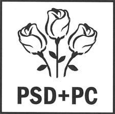 Alianta Politica Partidul Social Democrat + Partidul Conservator PSDPC
