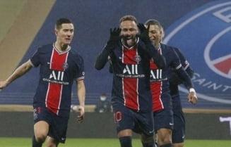 PSG a castigat pentru a opta oara consecutiv Supercupa Frantei. Brazilianul Neymar, printre marcatori