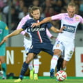 PSG a dezamagit fara Ibrahimovici