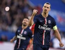 PSG a realizat din nou tripla istorica in Franta. Ibrahimovici si-a luat ramas bun cu un meci de poveste