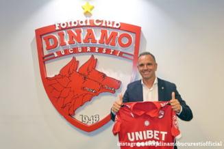 """Pablo Cortacero anunta revenirea la Dinamo. """"Pana acum am lucrat din umbra. Voi veni la Bucuresti pentru a recastiga controlul clubului"""""""