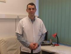Pacient cu trei degete amputate in urma unui accident casnic, operat cu succes la Spitalul din Alba Iulia. Interventia a durat sase ore