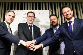 Pactul oraselor libere: Patru capitale europene fac front comun impotriva populistilor