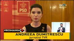 """Pagina de media: O jurnalista TVR care se ocupa de PSD a fost retrasa de pe domeniu pentru ca ar fi """"prea agresiva"""""""