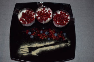 Paine cu seminte de canepa sau iaurt cu ciuperci. Studentii de la Industria Alimentara si-au prezentat lucrarile de diploma