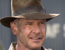 Palaria purtata de Harrison Ford in rolul Indiana Jones a fost vanduta la 300.000 de dolari la o licitatie