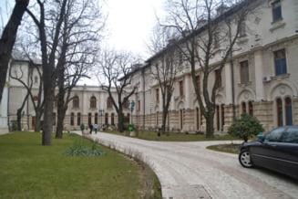Palatul Cotroceni va fi iluminat in albastru sambata noapte