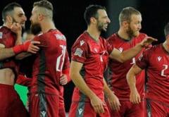 Palida consolare pentru tricolori. Inca un rezultat miraculos scos de nationala Armeniei